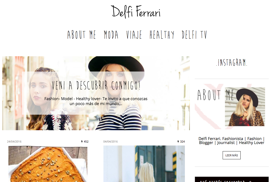 Delfi Ferrari Web