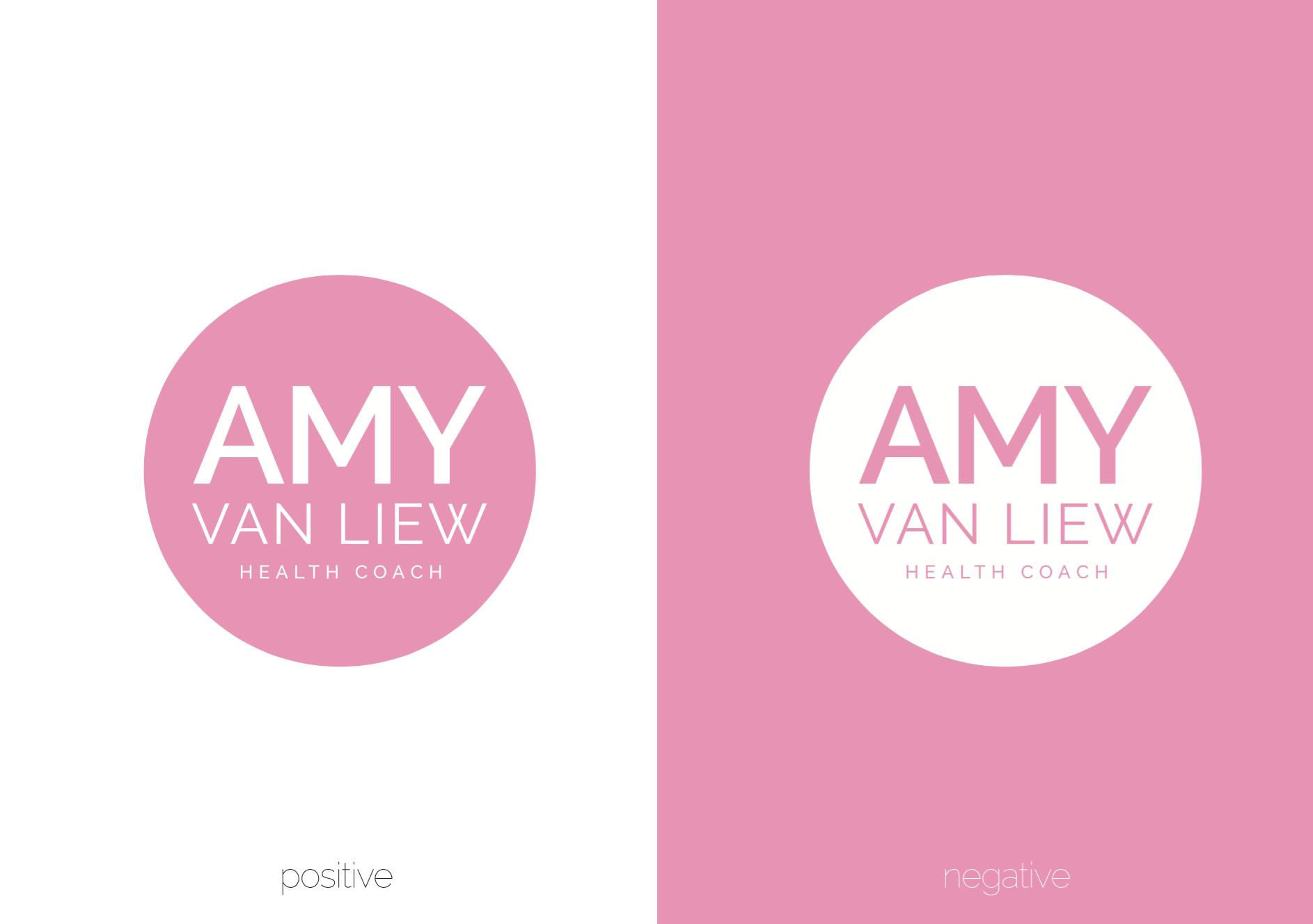 Logo Amy Van Liew